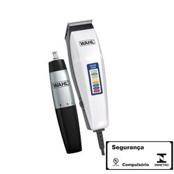 Kit-Wahl-Maquina-de-Corte-Color-Code-220v-Gratis-Trimmer-Nasal