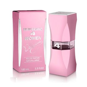 Perfume-EDP-New-Brand-4-Women-Delicious-100ml-17385.00