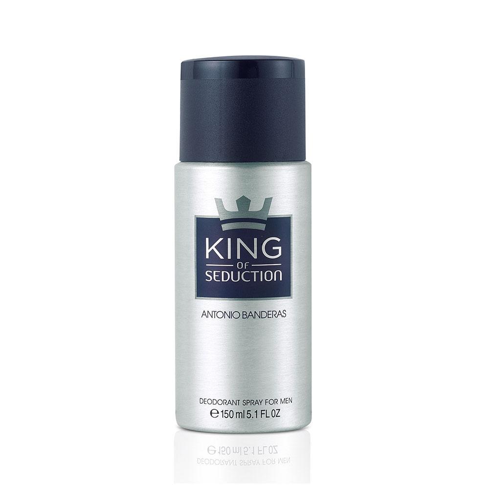 Perfume-Deo-Spray-Antonio-Bandeiras-King-Of-Sedution-150ml-35400.00