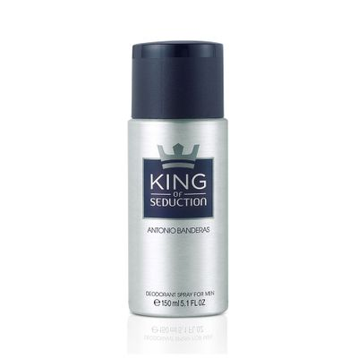 Perfume-Deo-Spray-Antonio-Bandeiras-King-Of-Sedution-150ml-35400.00