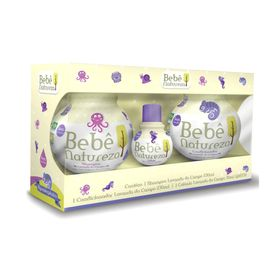 Kit-Bebe-Natureza-Shampoo-230ml-Condicionador-230ml---Colonia-Lavanda