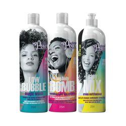 Kit-Soul-Power-Shampoo-Low-Bubble---Condicionador-Anti-Quebra---Creme-Easy-Mix-315ml