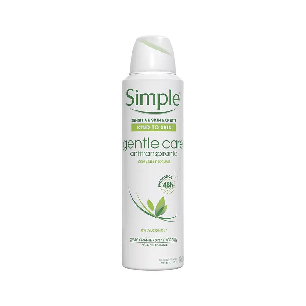 Desodorante-Aerosol-Simple-Gentle-Care-89g