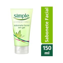 Sabonete-Facial-Gel-Simple-Fresh-150ml