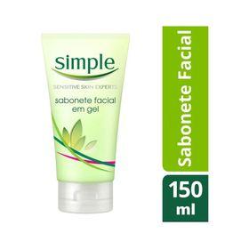 Sabonete-Facial-Gel-Simple-Fresh-150ml