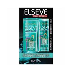 Kit-Elseve-Shampoo-400ml---Condicionador-200ml-Hydra-Detox