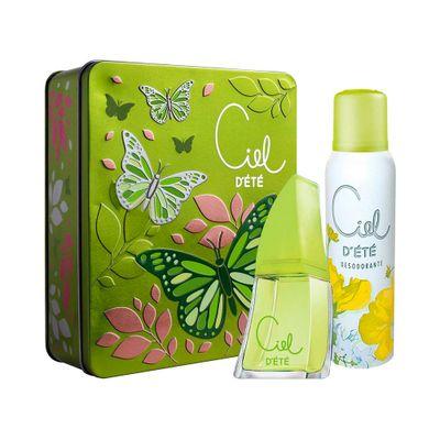 Kit-Golden-Dreams-Perfume-Deo-Colonia-Ciel-D-Ete-50ml---Desodorante-250ml---Estojo---Femme