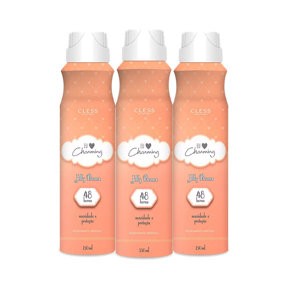 Leve-3-Pague-2-Desodorante-Aerosol-Charming-Sugar-Jelly-Beans-150ml