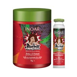 Kit-Inoar-Bombar-Mascara-1000g-Gratis-Ampola-45ml