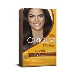 Creme-Alisante-Origem-Now-Mel-Amendoas-90ml