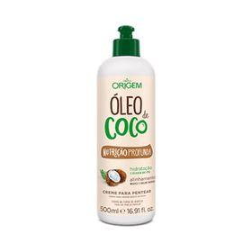 Creme-Para-Pentear-Origem-Oleo-De-Coco-500ml