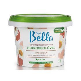 Cera-Depil-Bella-Hidrossoluvel-Micro-ondas-Camomila-300g