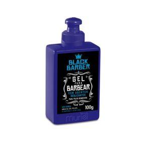 Gel-Para-Barbear-Muriel-Black-Barber-100g
