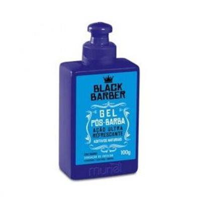 Gel-Pos-Barba-Muriel-Black-Barber-100g