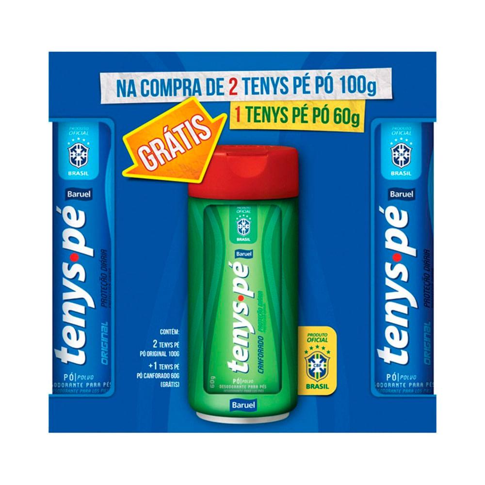 Kit-Desodorante-Tenys-Pe-Original-c2un-Gratis-1-Canforado-60g