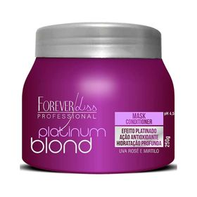 Mascara-Matizadora-Forever-Liss-Professional-Platinum-Blond-250g