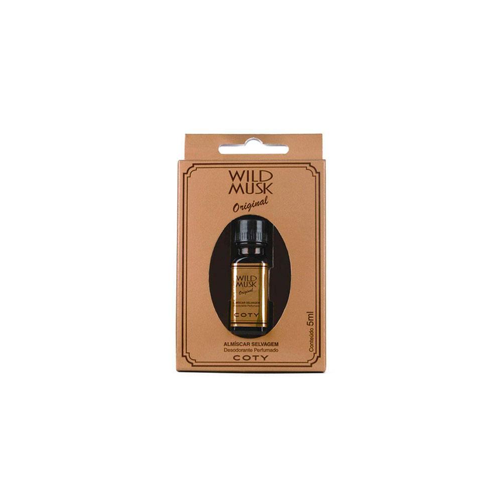 Oleo-Perfumado-Coty-Wild-Musk---5ml
