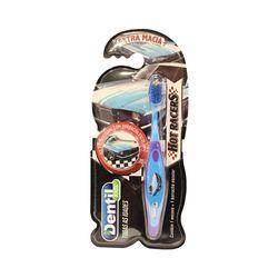 Escova-Dental-Dentil-Kids-com-Borracha-Carros