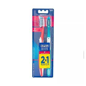Leve 2 Pague 1 Escova Dental Oral-B Pro-Saúde 7 Benefícios 40 101767351a88e