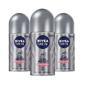 Leve-3-Pague-2-Desodorante-Nivea-Roll-On-For-Men-Silver-Protect-50ml