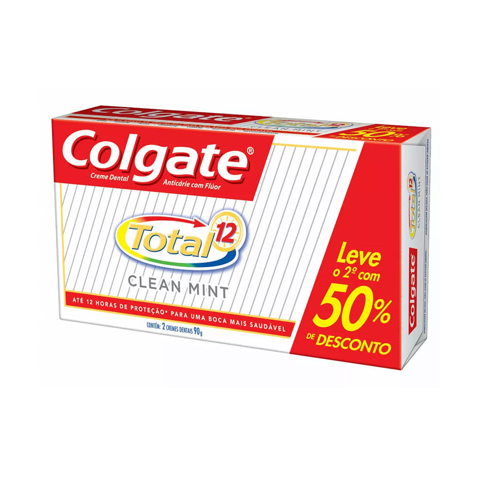 Kit-Creme-Dental-Colgate-Total-12-Clean-Mint-90g-2-Unidades