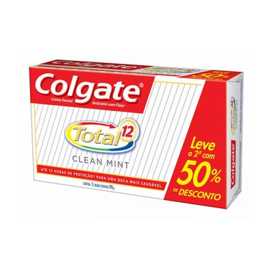 Kit-Creme-Dental-Colgate-Total-12-Clean-Mint-90g-2-Unidades