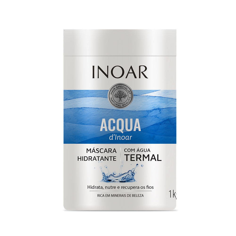 Mascara-Inoar-Acqua-Termal-1000g
