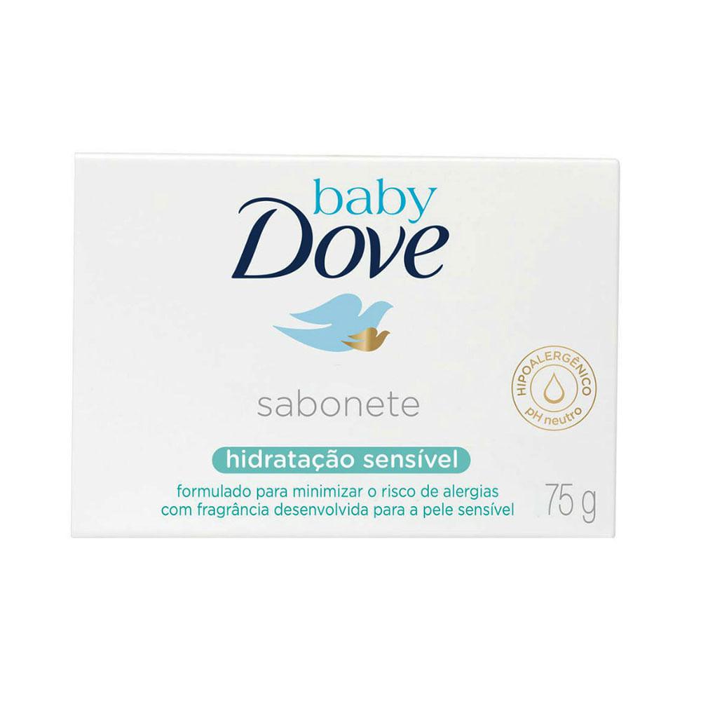 Sabonete-Dove-Baby-Hidratacao-Sensivel-75g
