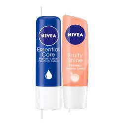 Kit-Nivea-Protetor-Labial-Nivea-Essential-Care-com-2