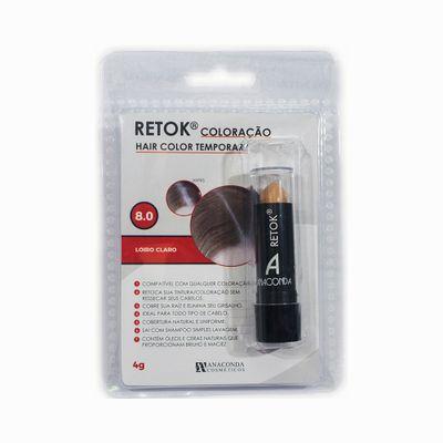 Retok-Coloracao-Anaconda-8.0-Loiro-Claro-4g-37172.06