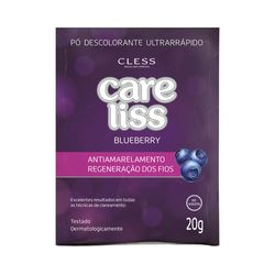 Po-Descolorante-Care-Liss-Blue-Berry-20g