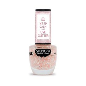 Esmalte-Studio-35-Keep-Calm-and-Use-Glitter--FlocosDeNeve-9ml