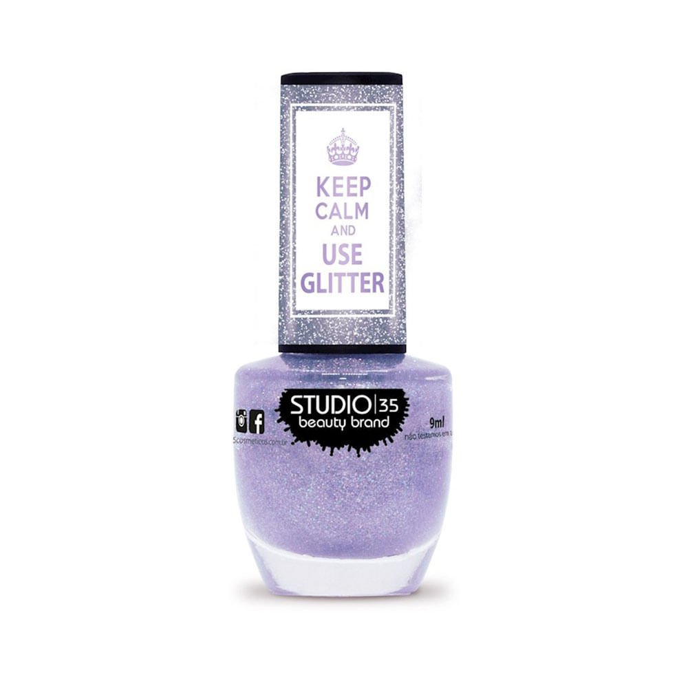 Esmalte-Studio-35-Keep-Calm-and-Use-Glitter--SonhoDeGlitter-9ml