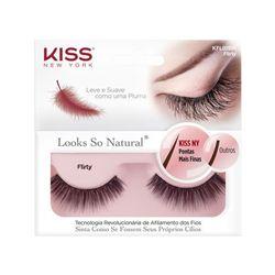 Cilios-Posticos-Kiss-New-York-Looks-So-Natural-Kfl02br