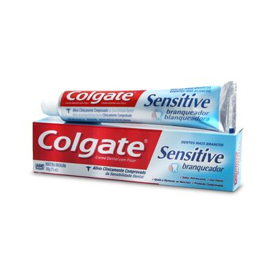 Creme-Dental-Colgate-Sensitive-Branqueador-100g