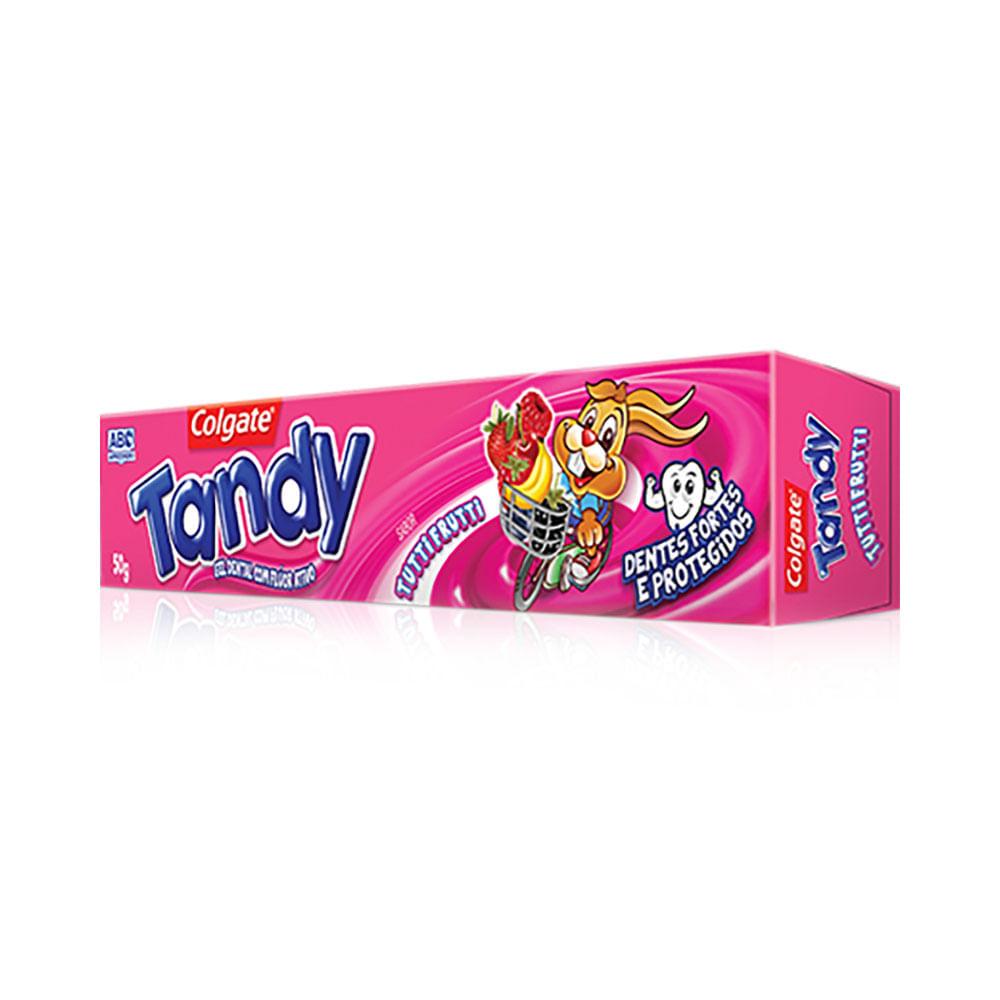 Gel-Dental-Tandy-Tutti-Frutti-50g