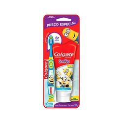 Escova-Dental-Colgate-Minions-6-Anos---Creme-Dental-100g
