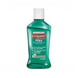 Enxaguante-Bucal-Colgate-Plax-Fresh-Mint-60ml