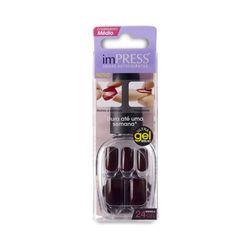 Unhas-Posticas-First-Kiss-Impress-Reminisce-BIPM210BR