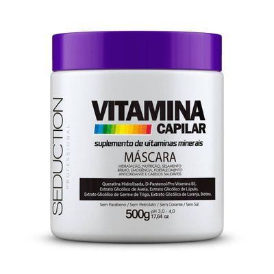 Mascara-Seduction-Vitamina-Capilar-500g
