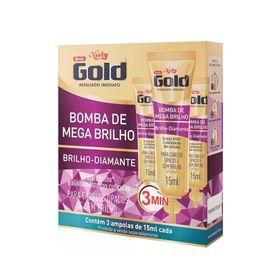 Kit-Ampola-Niely-Bomba-de-Mega-Brilho-3-Unidades-15ml