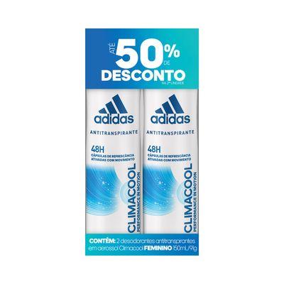 Desodorante-Adidas-Aerosol-Climacool-Feminino-50--de-Desconto-na-2-Unidade
