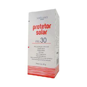 Protetor-Solar-Facial-Skincience-Toque-Seco-FPS30-60g