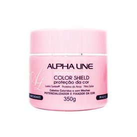 Mascara-Alpha-Line-Color-Shield-350g