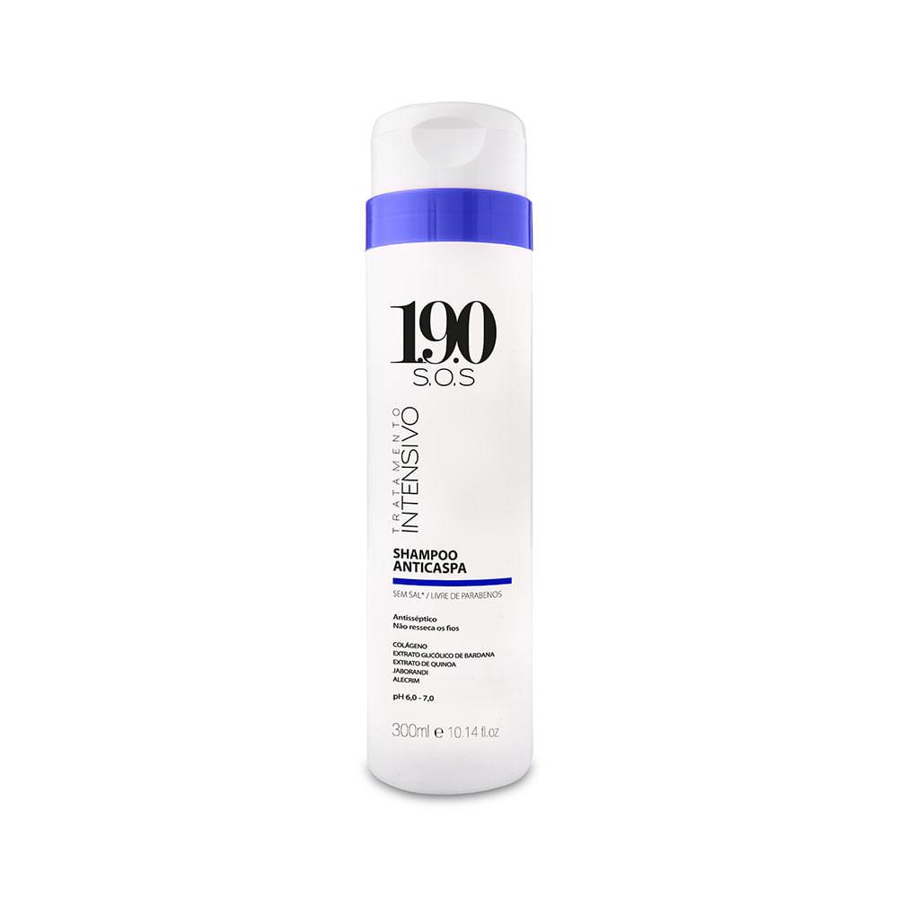 Shampoo-1.9.0-Anticaspa-300ml