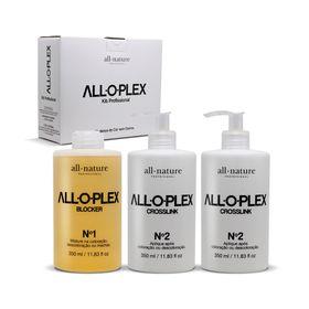 Kit-All-Nature-All.O.Plex-Blocker-N°1-350ml-Crosslink-N°2-350ml-Passo-1-e-2