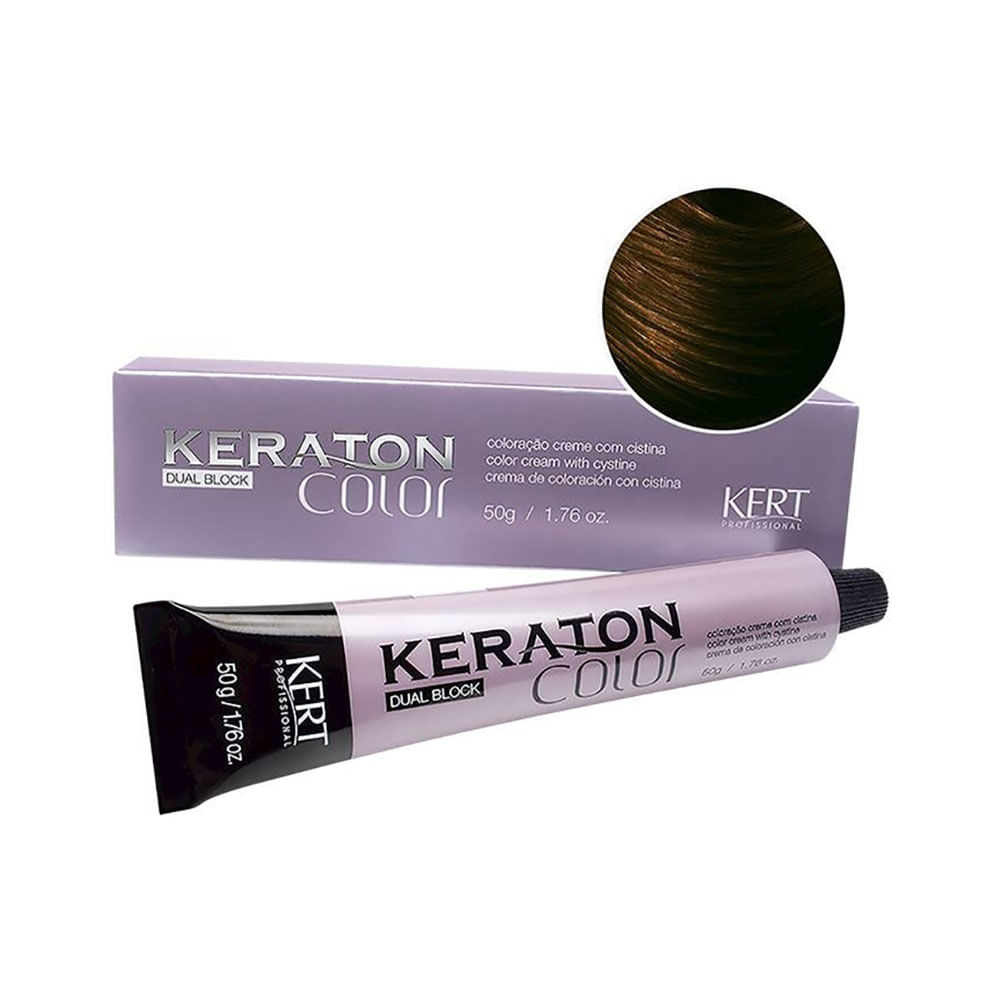 Coloracao-em-Creme-Keraton-Color-Dual-Block-6.7-Louro-Escuro-50g