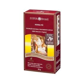 Henna-Surya-Po-Castanho-Acinzentado-50g