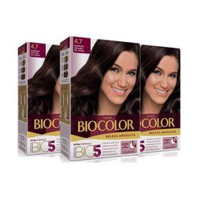 Leve-3-Pague-2-Tintura-Biocolor-Kit-Creme-4.7-Marrom-Intenso