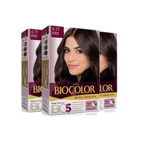 Leve-3-Pague-2-Tintura-Biocolor-Kit-Creme-4.77-Marrom-Escuro-Intenso